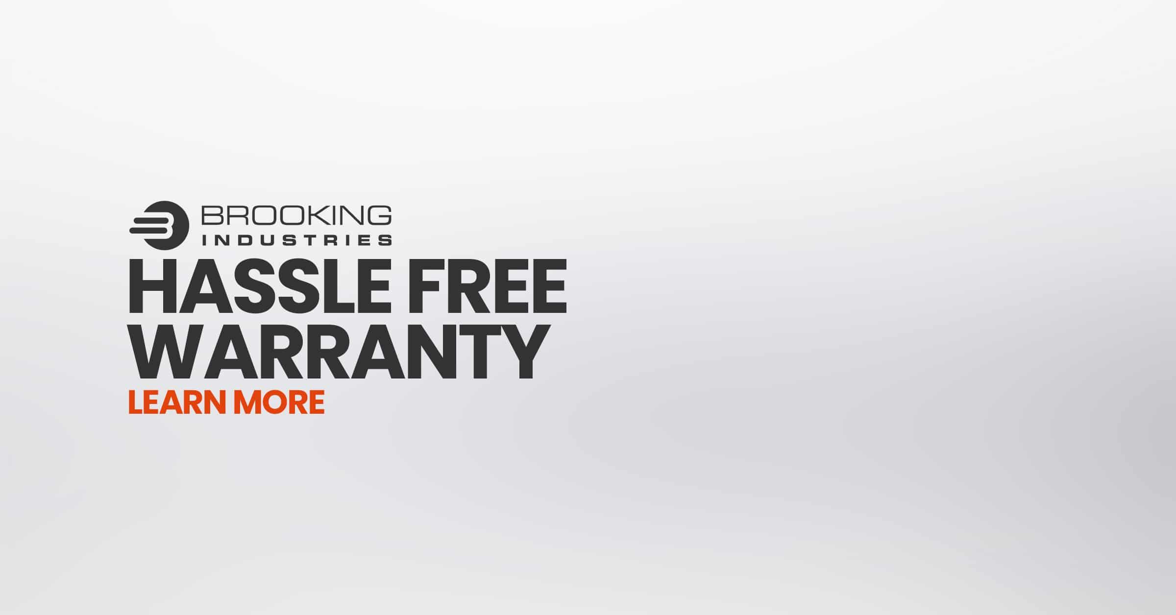 Hassle Free Warranty